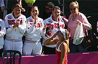 Мария Шарапова, сборная России жен, фото, Кубок Федерации