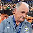 Сборная Бразилии по футболу, Луис Фелипе Сколари, Жо