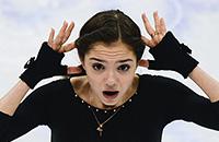 сборная России, женское катание, Евгения Медведева