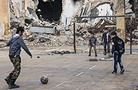 ФИФА, происшествия, Басель Абдулфаттах, сборная Сирии, Мосаб Балхус, Фирас Аль-Хатиб, политика