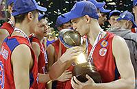 Ассоциация студенческого баскетбола, Единая лига ВТБ, суперлига Россия