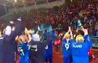 сборная Исландии жен, женский футбол