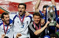 тактика, Отто Рехагель, сборная Греции по футболу