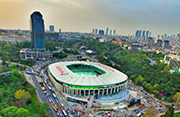 Бешикташ, фото, стадионы, Водафон-Арена