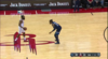 Great dish from James Harden