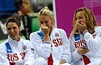 Анна Чакветадзе, Анастасия Мыскина, Шамиль Тарпищев, сборная России жен, Кубок Федерации