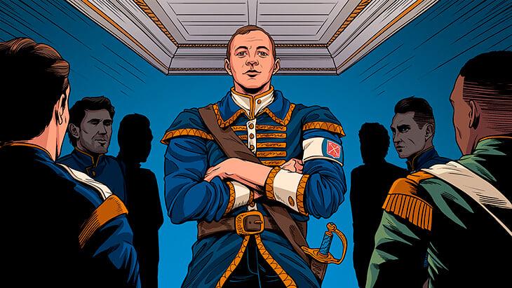 Как «Зенит» сделал топовый ролик к ЛЧ: Дзюба легко пошутил про кошелек (и вдохновился перед матчем сборной), художник рисовал для Marvel и DC