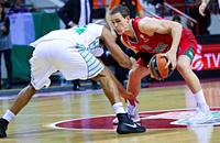 Локомотив-Кубань, Turkish Airlines Euroleague, видео, Дарушафака