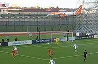 сборная Гибралтара по футболу, квалификация Евро-2020, сборная Ирландии по футболу, болельщики