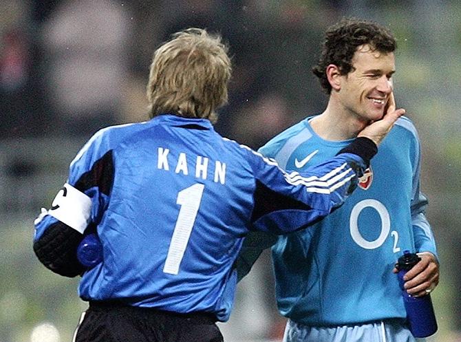 О. канн вратарь немецкой сборной по футболу