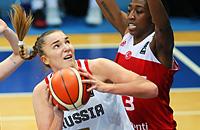 женская НБА, сборная России жен, Мария Вадеева