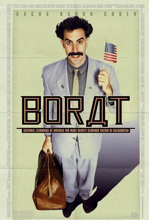 Головкин ненавидит фильм «Борат»: за сравнения с главным героем и образ Казахстана. А братья Кличко от него в восторге
