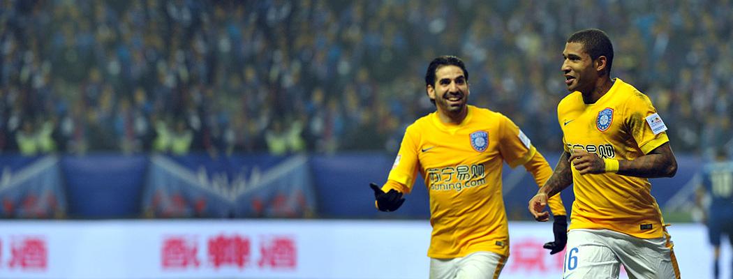 Самый безумный клуб Китая: 78 млн евро за Тейшейру и Рамиреса