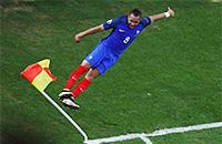 сборная Франции, Димитри Пайет, Евро-2016, сборная Албании, фото
