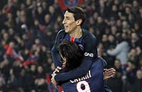 ПСЖ, лига 1 Франция, Лига чемпионов, видео, Анхель Ди Мария