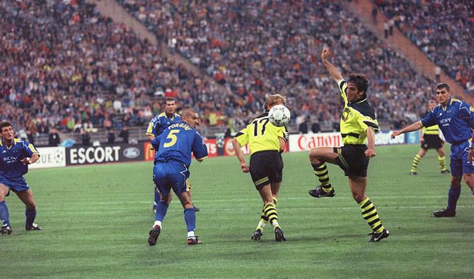 Боруссия ювентус финал лиги чемпионов 1997