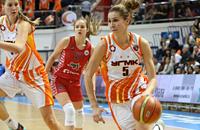 Евгения Белякова, УГМК жен, чемпионат России жен, женская НБА
