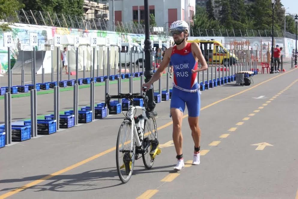 Александр Ялчик, сборная России, Паралимпийские игры