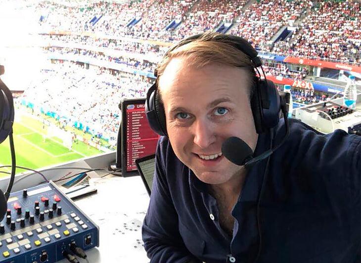 Любимый футбольный комментарий: новый сериал от Sports.ru