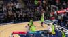 What a dunk by Jordan McLaughlin!