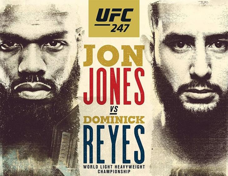 Джон Джонс очень уверен в себе перед UFC 247. Он готов побить Рейеса, Миочича и хочет продолжить дело Кобе Брайанта