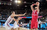 сборная России, Чемпионат Европы по баскетболу-2015