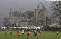 фото, стадионы, любительский футбол, Кубок Уэльса