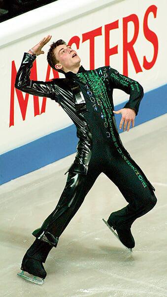 «Матрица» Жубера – главный разрыв нулевых: латексный костюм, дорожки шагов из соседней галактики, безумие на трибунах