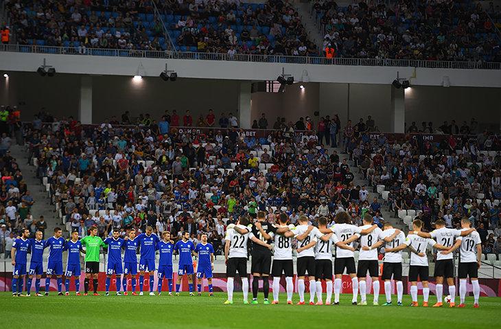 Финал Кубка собрал 40 тысяч фанатов. Было офигенно