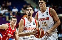 Евробаскет-2017, сборная Сербии, сборная России