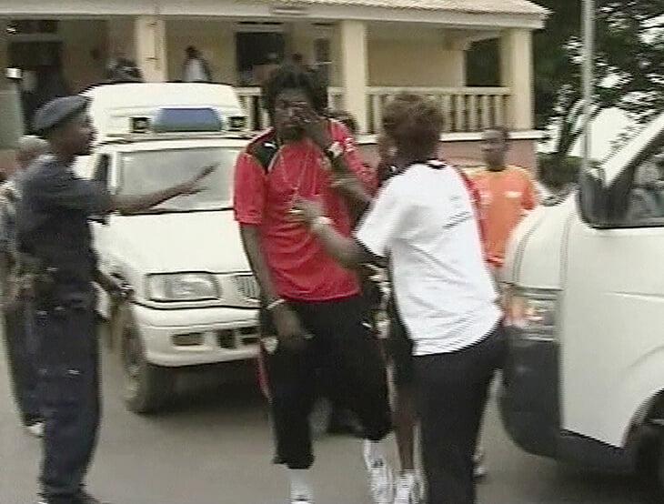 Cамые страшные 30 минут в жизни Адебайора: перед Кубком Африки-2010 сборную Того атаковали террористы