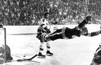 Бостон, Кубок Стэнли, Сент-Луис, фото, НХЛ, Бобби Орр, Дерек Сандерсон