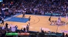 Russell Westbrook with the nice dish vs. the Bucks
