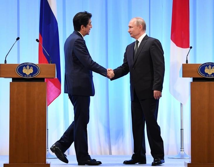На сайте Олимпиады-2020 Япония присвоила Курилы. Мы спорим из-за них 200 лет