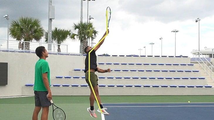 Почему в теннисе невозможно подать со скоростью 260 км/ч