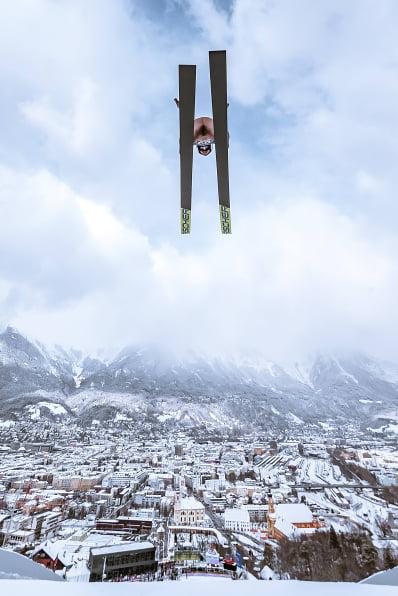 Искусство в каждом кадре: возможно, самый фотогеничный спорт зимы