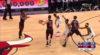 Zach LaVine 3-pointers in Chicago Bulls vs. Indiana Pacers