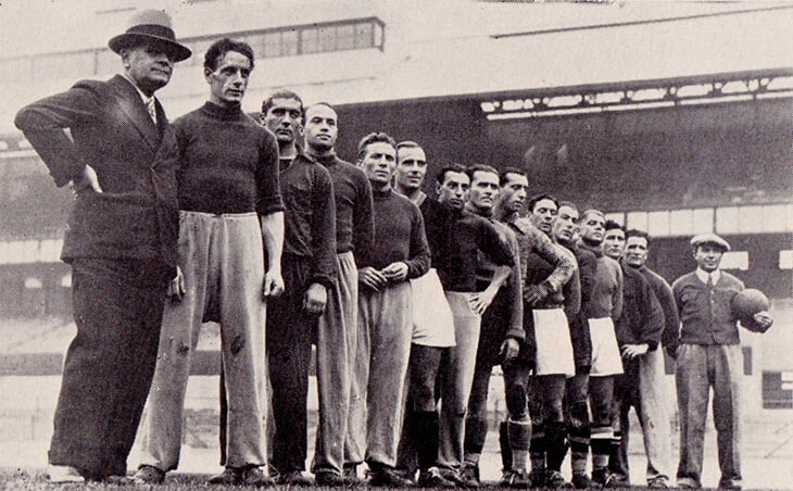 «Битва при Хайбери» – самый кровавый матч Англии и Италии. Травмы получили почти все