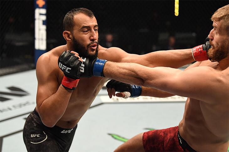 Блахович – новый чемпион UFC. Просто разбил бойца, который чуть не победил Джона Джонса