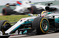 Хэмилтон снова лучший в «Формуле-1»