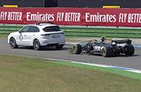 происшествия, Гран-при Германии, техника, видео, Формула-1, Кевин Магнуссен, Хаас