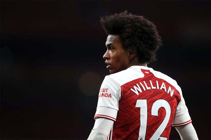 Виллиан сэкономил «Арсеналу» 20 млн. Мог получать деньги и не играть, но выбрал трансфер со снижением зарплаты