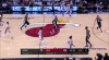 Hassan Whiteside Blocks in Miami Heat vs. San Antonio Spurs
