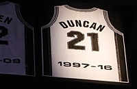 Сан-Антонио, НБА, Тим Данкан, видео