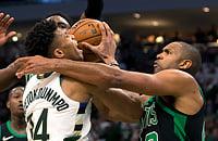 НБА плей-офф, Милуоки, НБА, Яннис Адетокумбо, Бостон