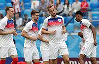 Бельгия и Англия рубятся за третье место. Уже 1:0