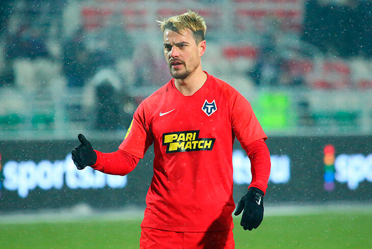 «Тамбов» частично бойкотировал матч со «Спартаком»: в старт не попали те, кто играл за клуб в прошлом сезоне