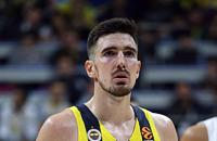 Нандо Де Коло ушел из ЦСКА и снова среди лучших бомбардиров Евролиги