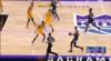 Rudy Gobert Blocks in Sacramento Kings vs. Utah Jazz