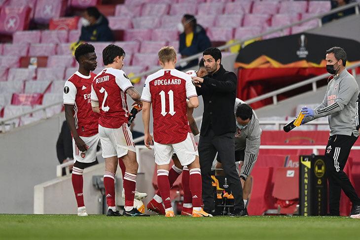 «Арсенал» теперь середняк с ожиданиями и фан-базой топ-клуба. Артета – часть проблемы, но он останется (из-за пассивности Кронке)